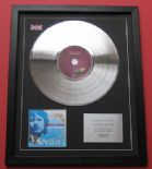 JAMES BLUNT - Back To Bedlam CD / PLATINUM PRESENTATION DISC